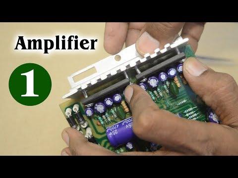 Amplifier Part #1 Homemade DIY Audio Board 4440 Double IC (Hindi electronics) ELECTROINDIA