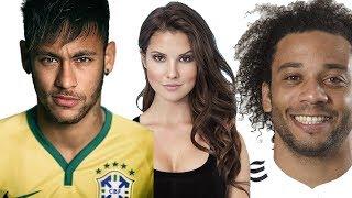 El CLÁSICO 2017   Amanda Cerny, Neymar, Marcelo