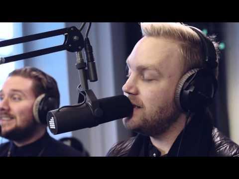 Victor och Natten - 100% (Live @ East FM)