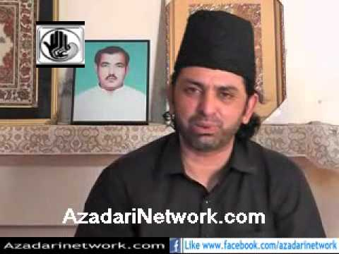 Exclusive Message By Allama Nasir Abbas To Shia Qom With Azadarinetwork video