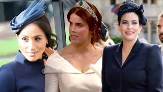 Princess Eugenie's Royal Wedding Features Harry, Meghan and More A-List Guests