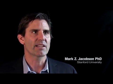 "Mark Z. Jacobson PhD on Natural Gas as a ""Bridge Fuel"""
