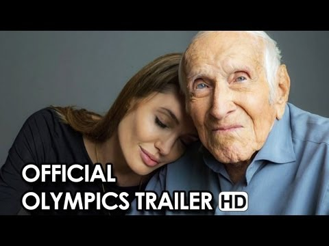 Unbroken Official Olympics Trailer (2014) HD - Angelina Jolie Movie