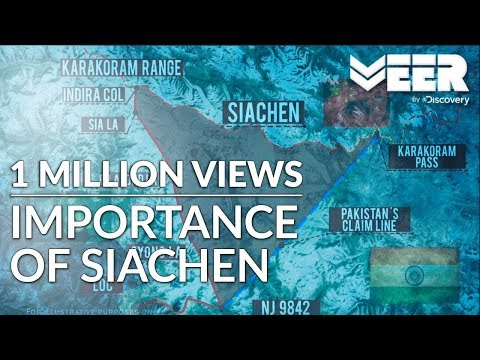 Operation Meghdoot | Strategic Importance of Siachen | Battle Ops | Veer by Discovery |ऑपरेशन मेघदूत thumbnail