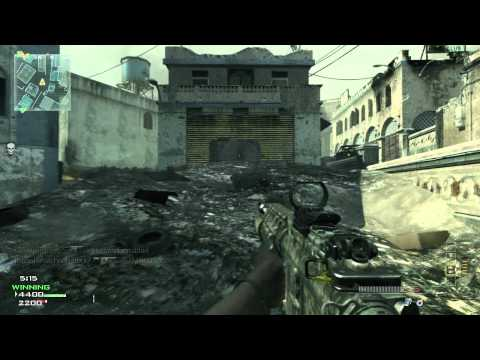 Call of Duty: Modern Warfare 3 - Gameplay Footage 01 (Multiplayer)