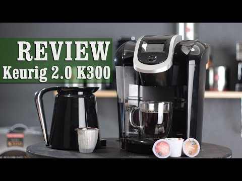 Keurig 2.0 Review - K300 Series Coffee Maker With Carafe How To Save Money And Do It Yourself!