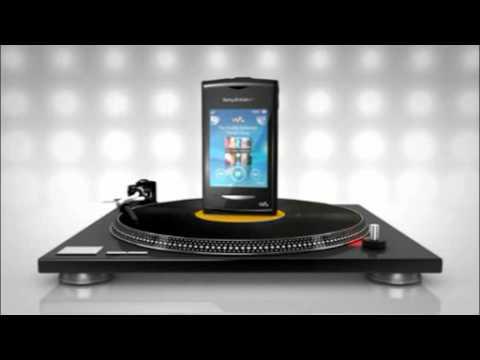 Sony Ericsson Yizo teléfono Walkman con pantalla táctil Teléfono