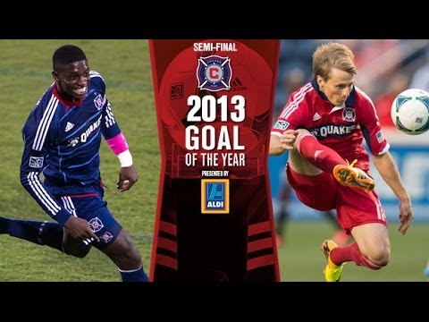 2013 Aldi Goal of the Year | Day 14: Jalil Anibabas bending...