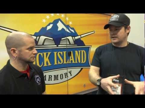 Highlander Arms with Chance Sanders on Mission Knives and Urban Survival Training
