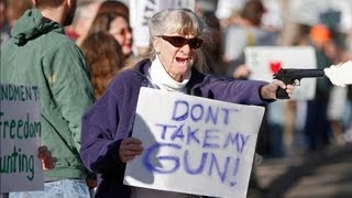 NRA Fights Legislation That Would Ban Gun Sales To Those Currently On Killing Sprees