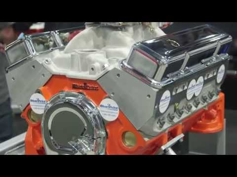SEMA 2015: The 400 is Back from BluePrint Engines