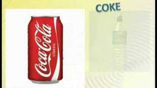 COKE VS WATER