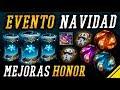 NUEVAS CAJAS y MISIONES - Evento NAVIDAD y CAMBIOS HONOR  Noticias League Of Legends LoL