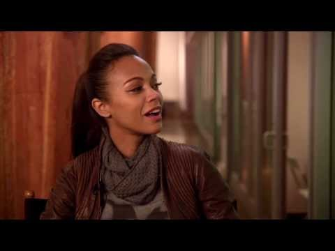Zoe Saldana Soundbites - Star Trek Into Darkness EPK