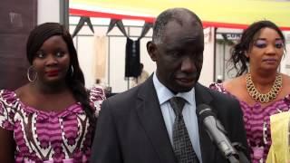 Mbagnick Ndiaye, Ministre de la Culture