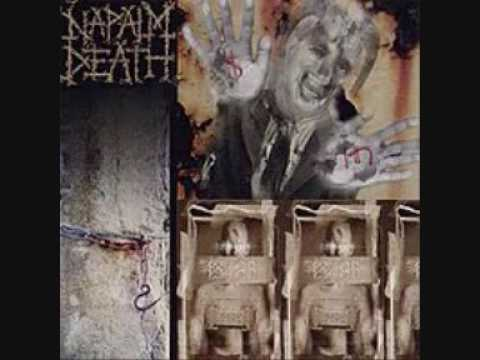 Napalm Death - Taste The Poison