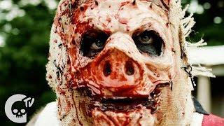 Pig Face | Short Horror Film | Crypt TV