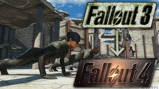 The Fallout 3 In Fallout 4 Mod HAS RETURNED!