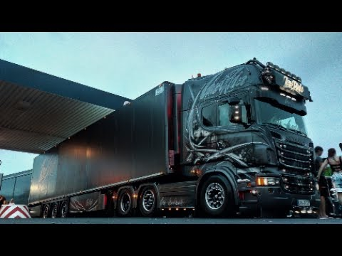 Jens Bode Scania - Ghost Rider