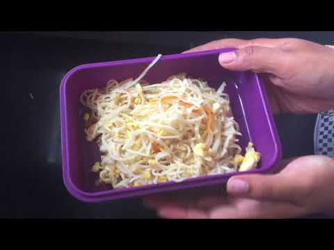 Lunch Box Recipes |Healthy and Easy Egg Noodles ||chicken soup recipe for cold and cough | sireesha