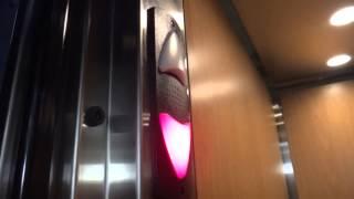 2012 Schindler HT 330A Hydraulic Elevator - Holiday Inn - Stamford, CT