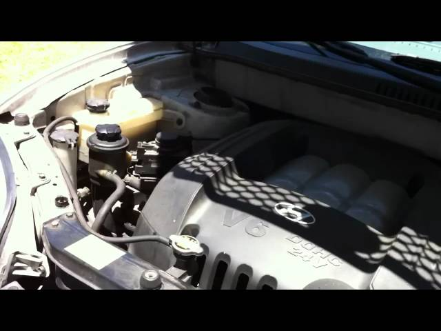 Hyundai Santa Fe - Lifters CLICKING - YouTube