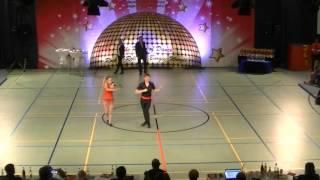 Bianca Brödner & Nick Codagnone - Schwäbische Meisterschaft 2015