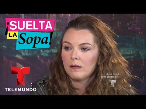 Declaraciones de Marjorie de Sousa | Suelta La Sopa | Entretenimiento