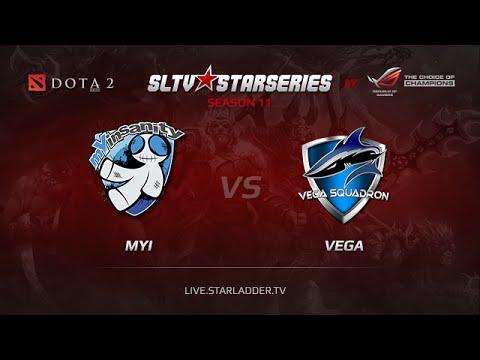 MyI vs VEGA G2A, SLTV Europe Season 11, Day 23
