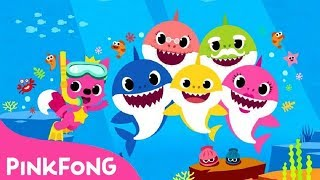 Pinkfong Baby Shark | Sing Along with Pinkfong
