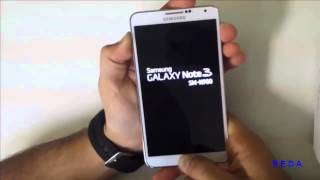 Samsung Galaxy Note 3 hard reset|