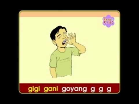 Abu Ada Ayam - Malay Phonics Song video