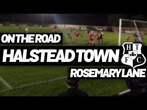 On The Road - HALSTEAD TOWN @ ROSEMARY LANE