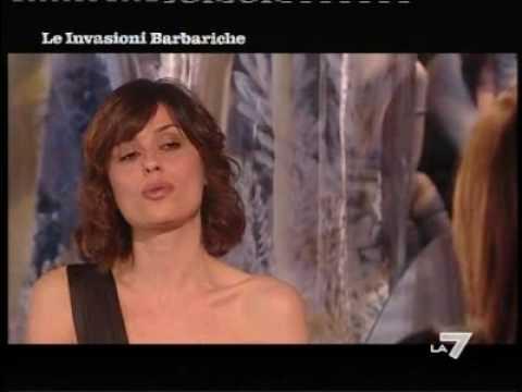 INTERVISTA BARBARICA A CLAUDIA PANDOLFI