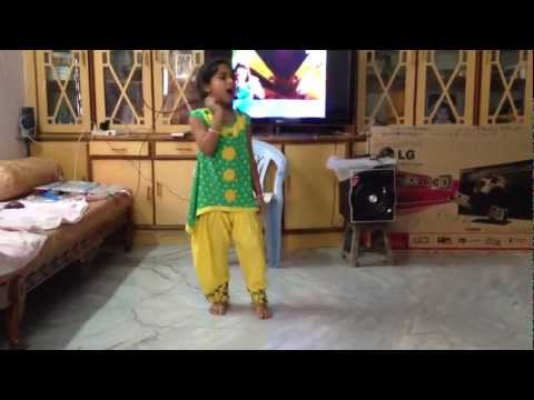 Sammi Dance on Falguni pathak song