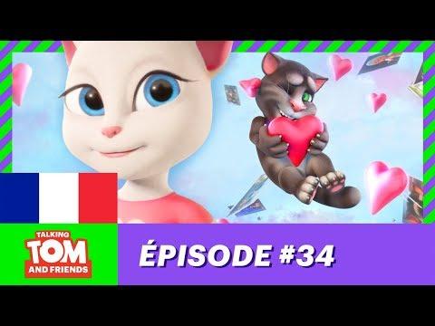 Talking Tom and Friends - Romance en ligne (Épisode 34)