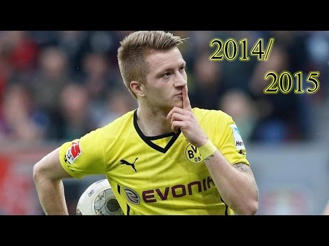 Marco Reus 2014/2015 || Dortmund's heart || skills and goals ( Dortumund & Germany )