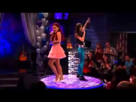 Victorious Cast ft. Victoria Justice, Ariana Grande - L.A Boyz
