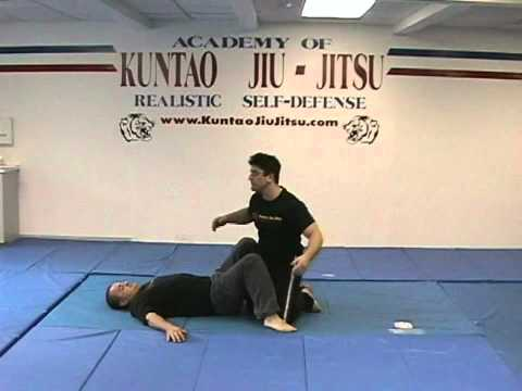 Kuntao Jiu-Jitsu Instructional Training Videos: Guard Position Image 1