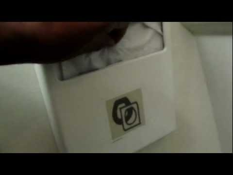 How to use Toilet in Flight :: Demo by Arun Kumar B in Emirates Airlines :: Dec 2011