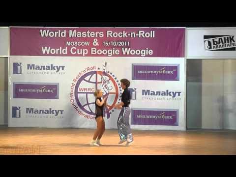Dmitrij Levko & Margarita Mokhoreva - World Masters Moskau 2011