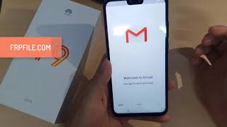 Bypass FRP Google Account Huawei Y9 2019 JKM LX2 without PC