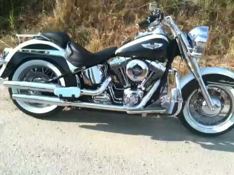 Softail Deluxe + Khrome Werks HP 3