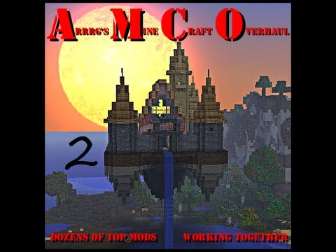 The AMCO mod pack: Mod Review Ep. 2