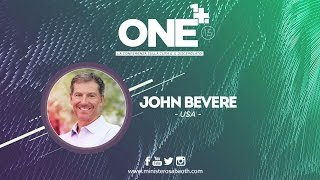 ONE 2015 - 01 @ Milano | Il Timore del Signore - Pastore John Bevere  | 01.05.2015