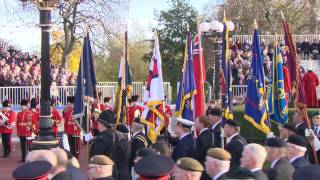 Sunderland Remembrance Parade and Service 2016