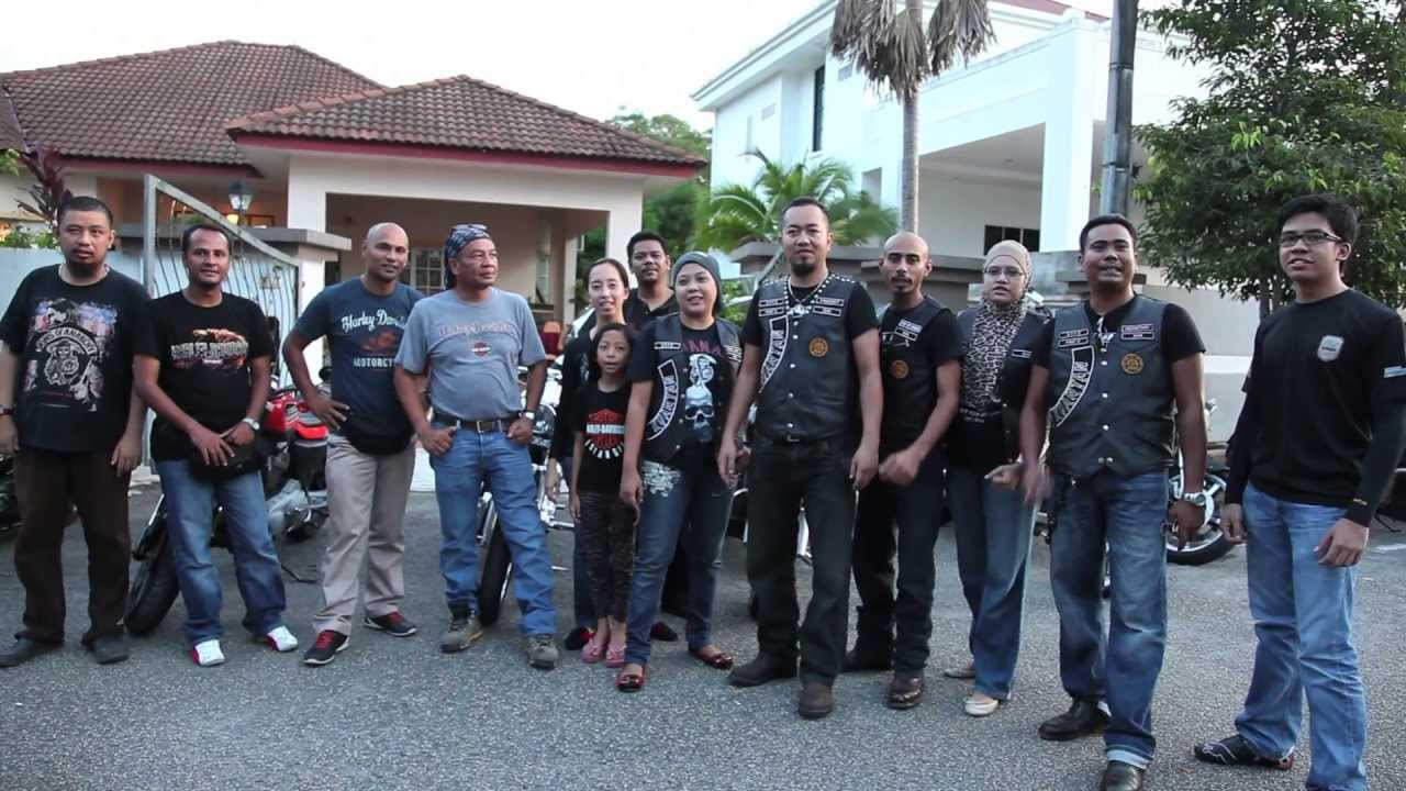 Bikers Kental Bikers Kental Road Tour Part