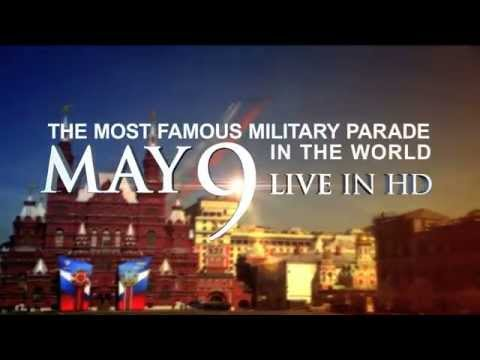 Victory Day parade on Red Square 2014 (PROMO)