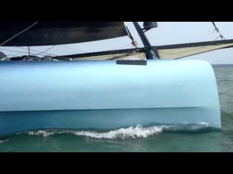Gunboat 60 Sailing Catamaran - MOONWAVE.COM
