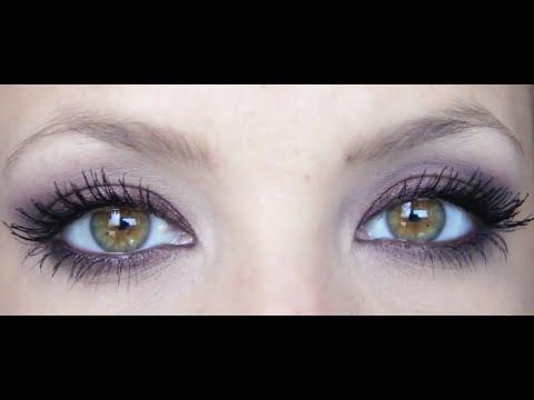 maquillage pour yeux vert avec au naturel de sleek youtube. Black Bedroom Furniture Sets. Home Design Ideas
